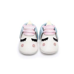 Other - Unicorn baby mocs baby shoes
